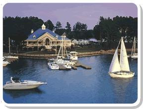 Lake Norman's The Peninsula Yacht Club