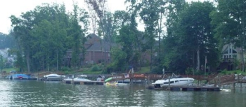 Lake Norman's Winslow Bay Boat Storage