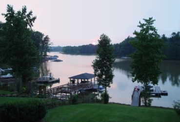 Lake Norman's Winslow Bay