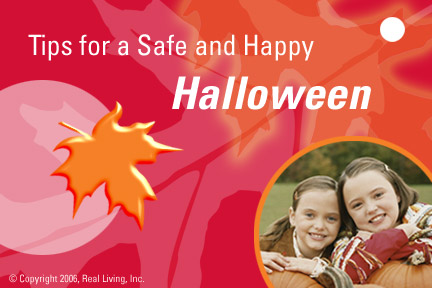 Halloween Safety Tips from Real Living In Style at Lake Norman