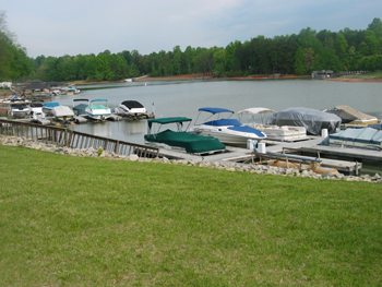 Lake Norman Deeded Boatslips