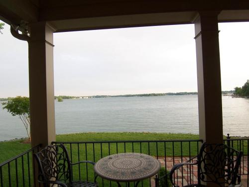 Lake Norman Home - View From Proch