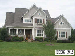 Lake Norman Short Sale - Front of Home