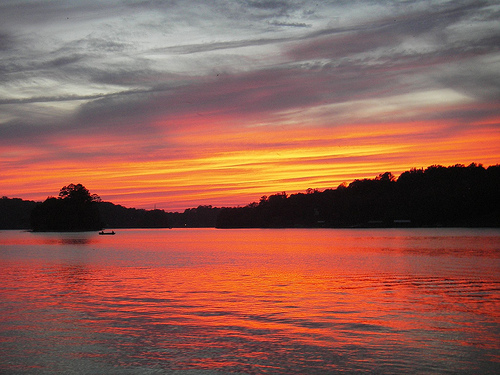 Lake norman real estate and surrounding area homes for for Cabina lago north carolina